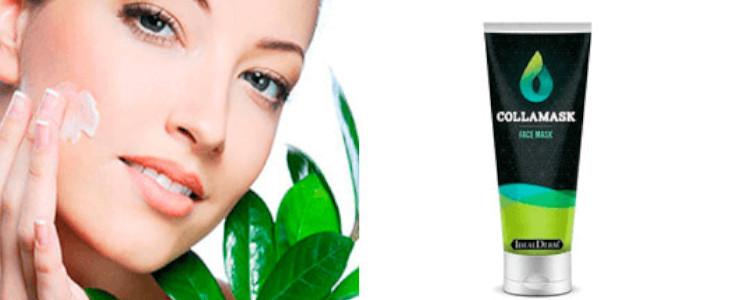 Résultats de l'application Collamask? Des effets secondaires peuvent-ils survenir?
