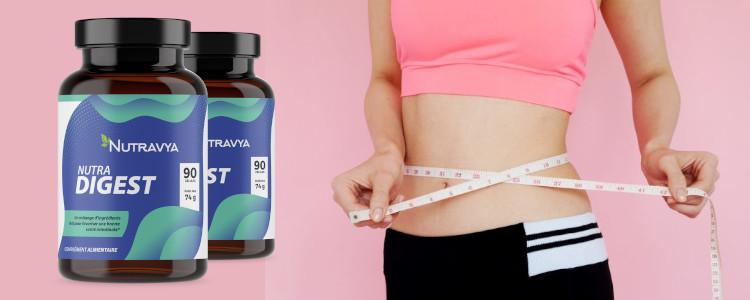 Résultats de l'application Nutra Digest? Des effets secondaires peuvent-ils survenir?