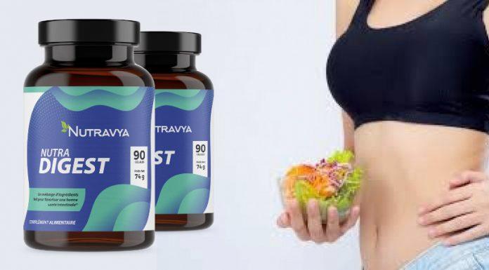 Nutra Digest - prix, composition, Promotion, où acheter? Pharmacie ou site Web du Fabricant?