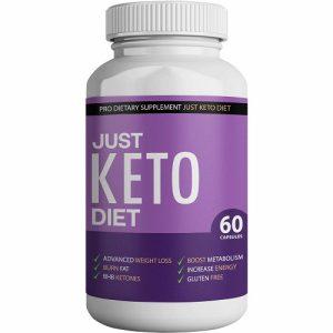 Comment fonctionne Just Keto Diet? Composition du produit.