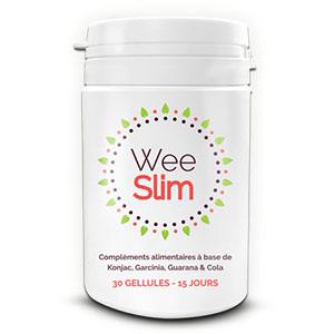 Comment fonctionne Weeslim? Composition du produit.