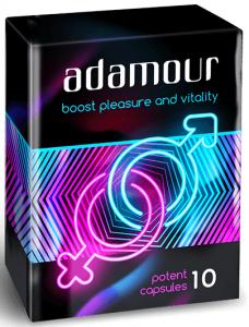 Comment fonctionne Adamour? Composition du produit.