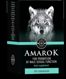 Comment fonctionne Amarok? Composition du produit.