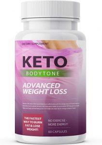 Comment fonctionne Keto BodyTone? Composition du produit.