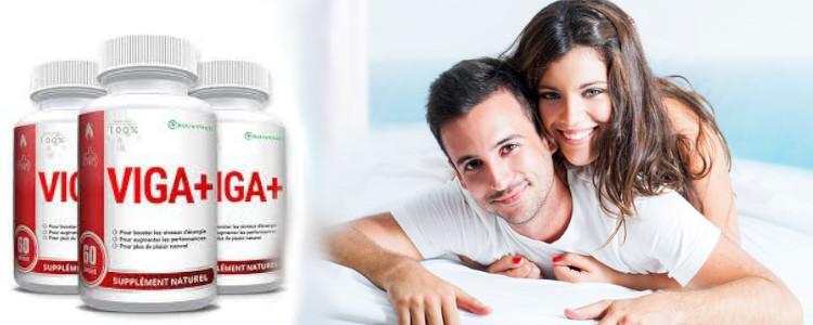 Quels sont les ingrédients de Viga Plus où acheter?