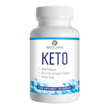 Minceur sans effet yo-yo uniquement avec BioLife Keto.