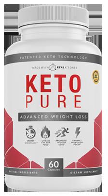 Minceur sans effet yo-yo uniquement avec KetoPure.