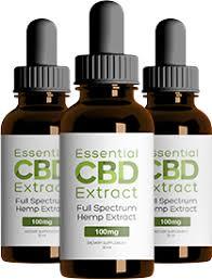 Qu'est-ce que Essential CBD Extract? Comment ça marche